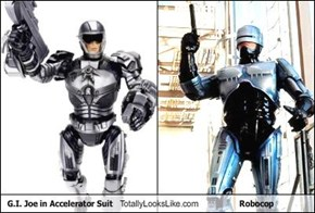 G.I. Joe in Accelerator Suit Totally Looks Like Robocop