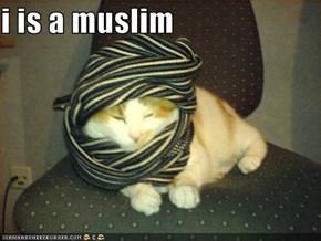 i is a muslim