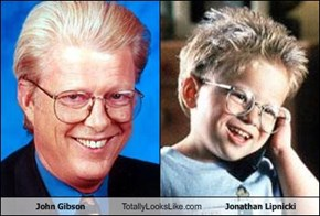 John Gibson Totally Looks Like Jonathan Lipnicki