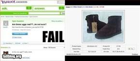 Ugg Fail