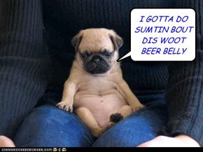 WOOT BEER BELLY