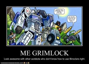 ME GRIMLOCK
