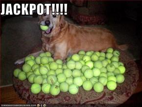 JACKPOT!!!!