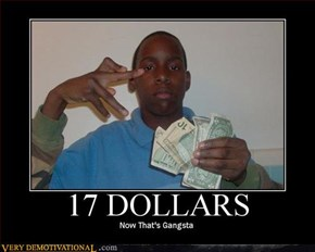 17 The Most Gangsta Of Numbers