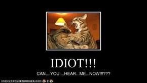 IDIOT!!!