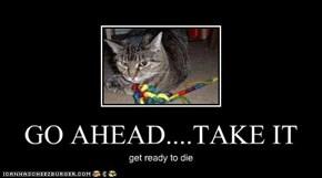 GO AHEAD....TAKE IT