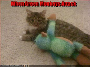 When Green Monkeys Attack