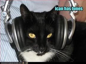 ican has tunes