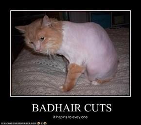 BADHAIR CUTS