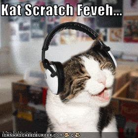 Kat Scratch Feveh...