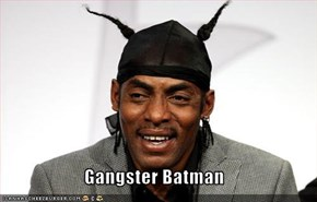 Gangster Batman