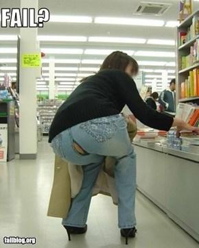 Jeans Fail