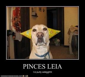 PINCES LEIA
