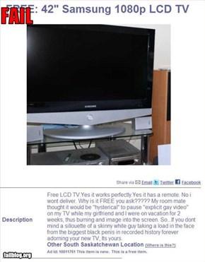 FREE TV???