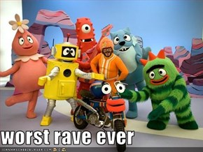 worst rave ever
