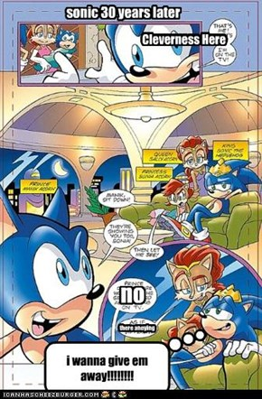 sonic 30 years later