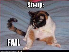 Sit-up: