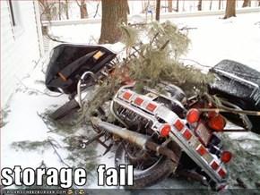 storage  fail