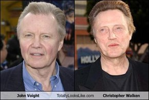 John Voight Totally Looks Like Christopher Walken