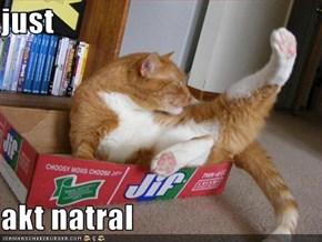 just  akt natral