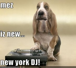 mez iz new... new york DJ!