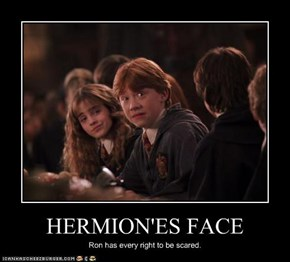 HERMION'ES FACE