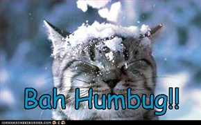 Bah Humbug!!