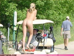 And THIS is why I love golf