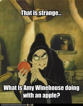 That is strange...
