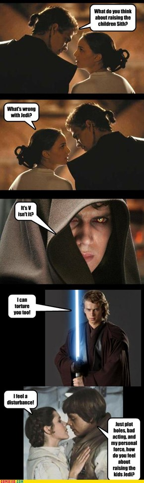 Adult Sith-uations