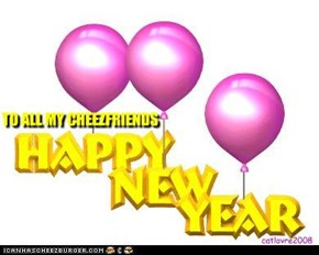 TO ALL MY CHEEZFRIENDS