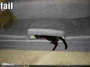 hiding fail