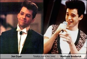 Jon Cryer Totally Looks Like Matthew Broderick