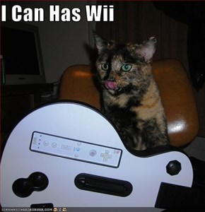 I Can Has Wii