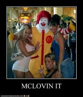 MCLOVIN IT