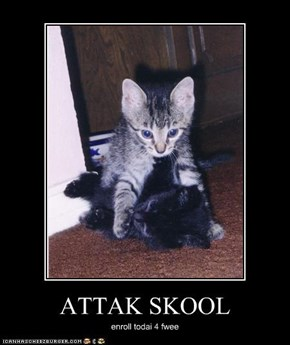 ATTAK SKOOL