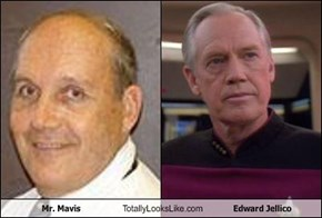 Mr. Mavis Totally Looks Like Edward Jellico