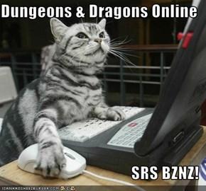 Dungeons & Dragons Online  SRS BZNZ!