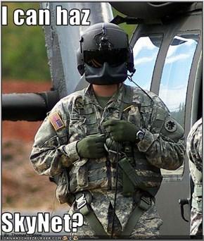 I can haz  SkyNet?