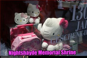 Nightshayde Memorial Shrine
