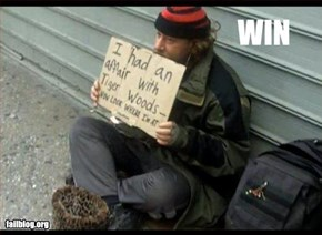 Begging Win