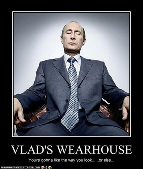 VLAD'S WEARHOUSE