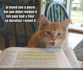 ai maed yoo a poem