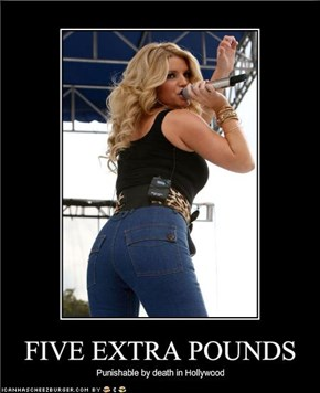 FIVE EXTRA POUNDS