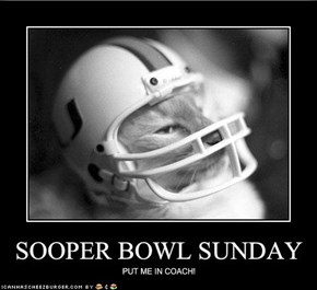 SOOPER BOWL SUNDAY
