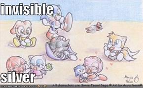 invisible   silver