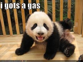 i gots a gas