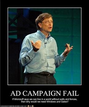 AD CAMPAIGN FAIL