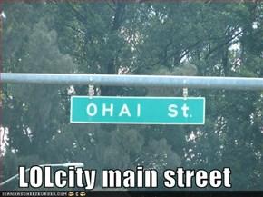 LOLcity main street