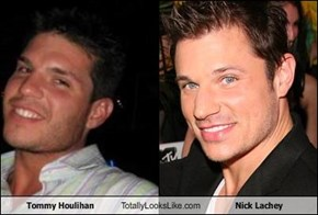 Tommy Houlihan Totally Looks Like Nick Lachey
